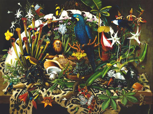 Isabella Kirkland, Trade, 2007, from Taxa, #3 of 6 ikf0701