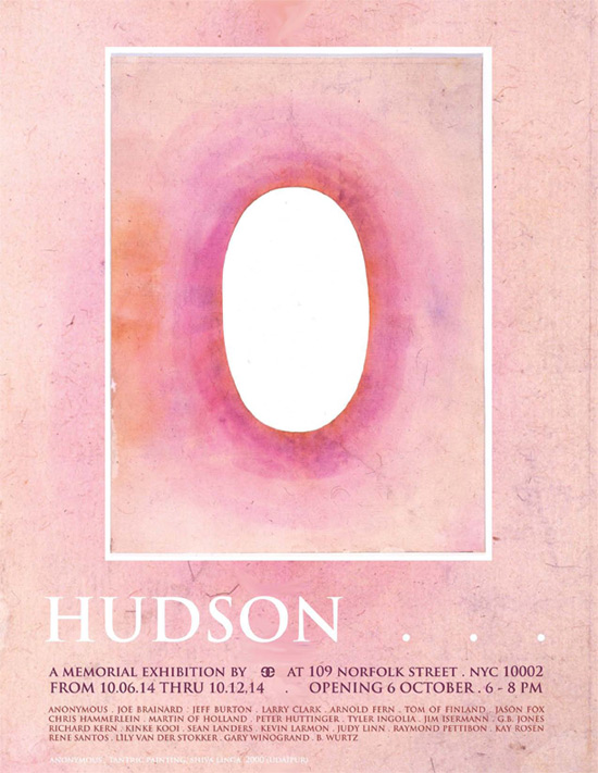 Hudson... exhibition at Envoy