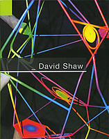 David Shaw catalog, front cover